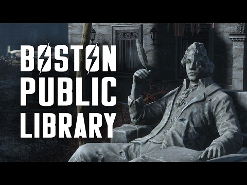 The Full Story of the Boston Public Library, Curator Givens, & the Secret Terminal