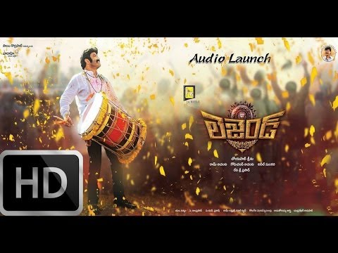 Legend Movie Audio Function Full Programme - Balakrishna - 2014