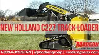 New Holland C227 Track Loader | New Inventory Profile