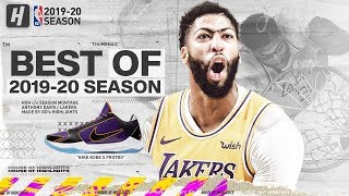 Anthony Davis BEST Lakers Highlights from 2019-20 NBA Season! MVP CASE! (PART 1)