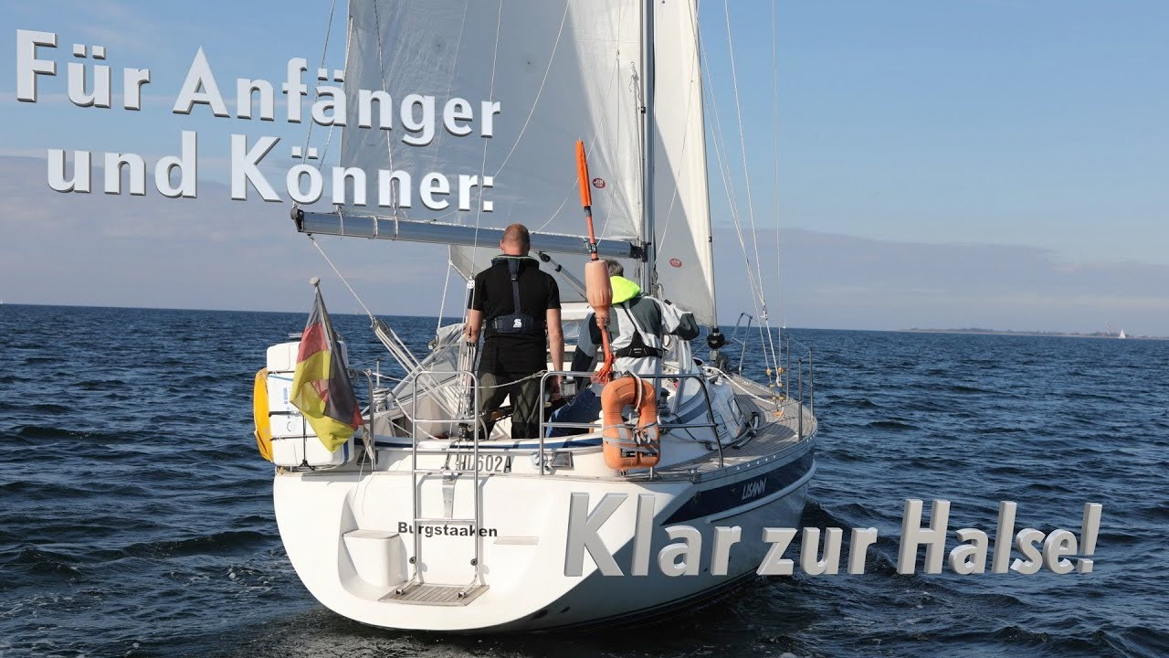 Download Segelmanöver: klar zur Halse! Plus: Q-Wende