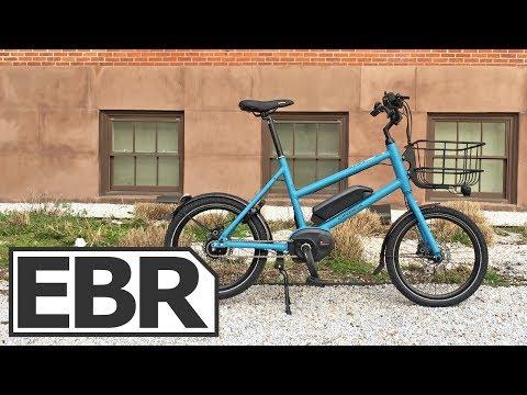 Orbea Katu-E 10 Video Review - Compact Electric Cargo Bike