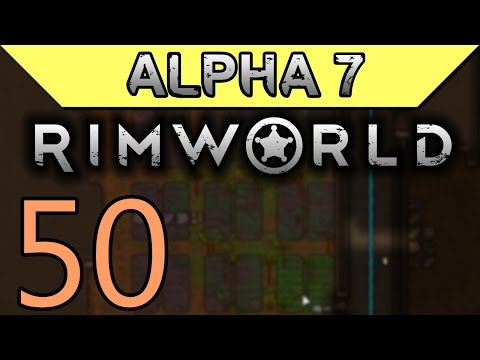 Hydroponics and Solar Power | Rimworld Alpha 7 Gameplay Part 50