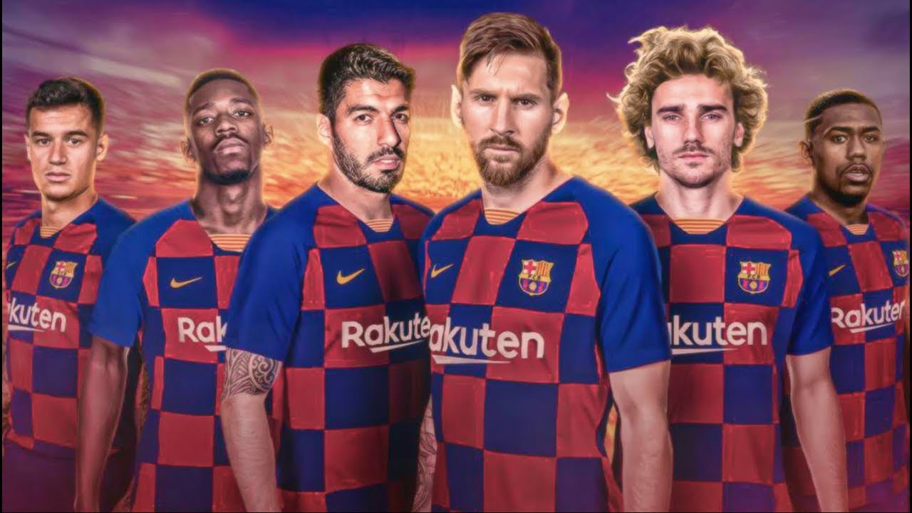 reputable site 15873 93602 Where Antoine Griezmann will fit into the Barcelona line-up