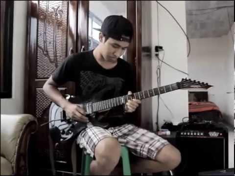 motifora ngalain gumi (solo guitar cover)