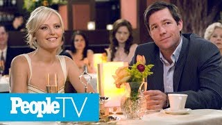 Malin Akerman Says She Got Her Own Wedding Dress From '27 Dresses' | PeopleTV