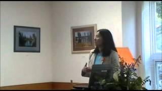 2nd Annual EWP Symposium - Wendy Zeng
