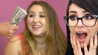 SPOILED GIRL GETS WHAT SHE DESERVES thumbnail