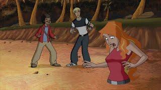 Repeat youtube video Class of the Titans Quicksand Scene (HD)