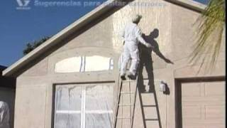 Consejos para pintura exterior edificios