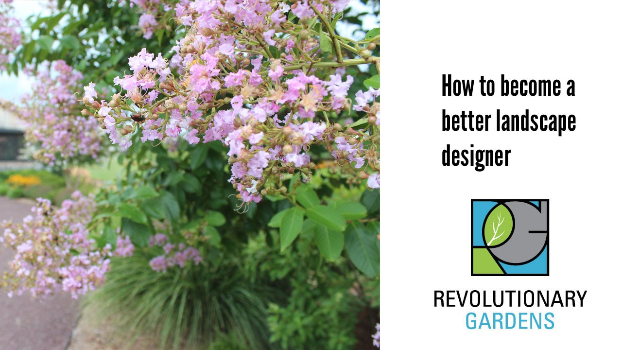 How to become a better landscape designer - How To Become A Better Landscape Designer - YouTube