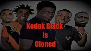 New Evidence Kodak Black is Cloned PROOF Hollywood Got him (RELEASED)