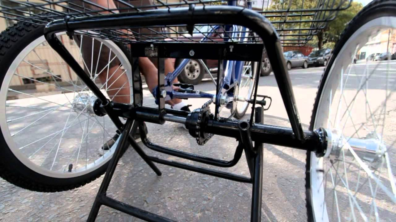 Tunear Bicicleta De Niño: Kit Triciclo