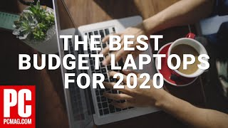 The Best Budget Laptops for 2020