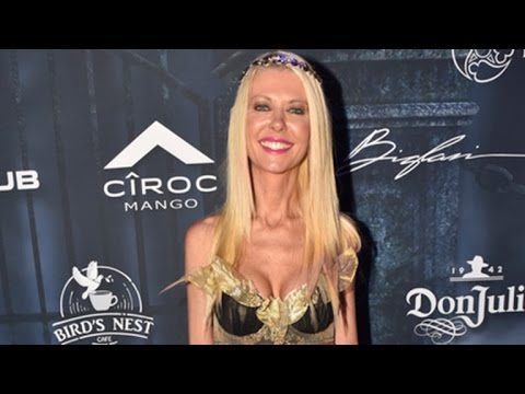 Tara Reid Turns Heads in a Super Skimpy Halloween Costume  See the Revealing Pic!
