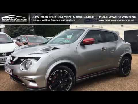 2015 NISSAN JUKE 1.6 NISMO RS DIG T FOR SALE | CAR REVIEW VLOG
