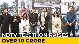 Best Of #IndiaForKerala Telethon: Over Rs 10.2 Crore Collected For Kerala Flood Relief