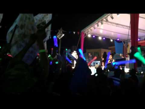 PVI performing ATM at Band clash 2014