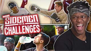 BEST OF SIDEMEN CHALLENGES! 2