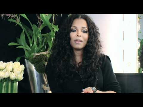 Janet Jackson Q&A interview