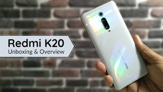 ✪ Redmi K20 Pearl White Unboxing & Overview ✪ StarTech Tips ✪