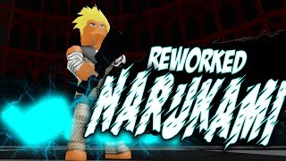 ReNarukami is Actually GOD TIER! | RoGhoul Reworked Narukami in Roblox | iBeMaine