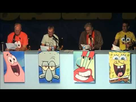 Fun Facts About The Spongebob Squarepants Voice Actors