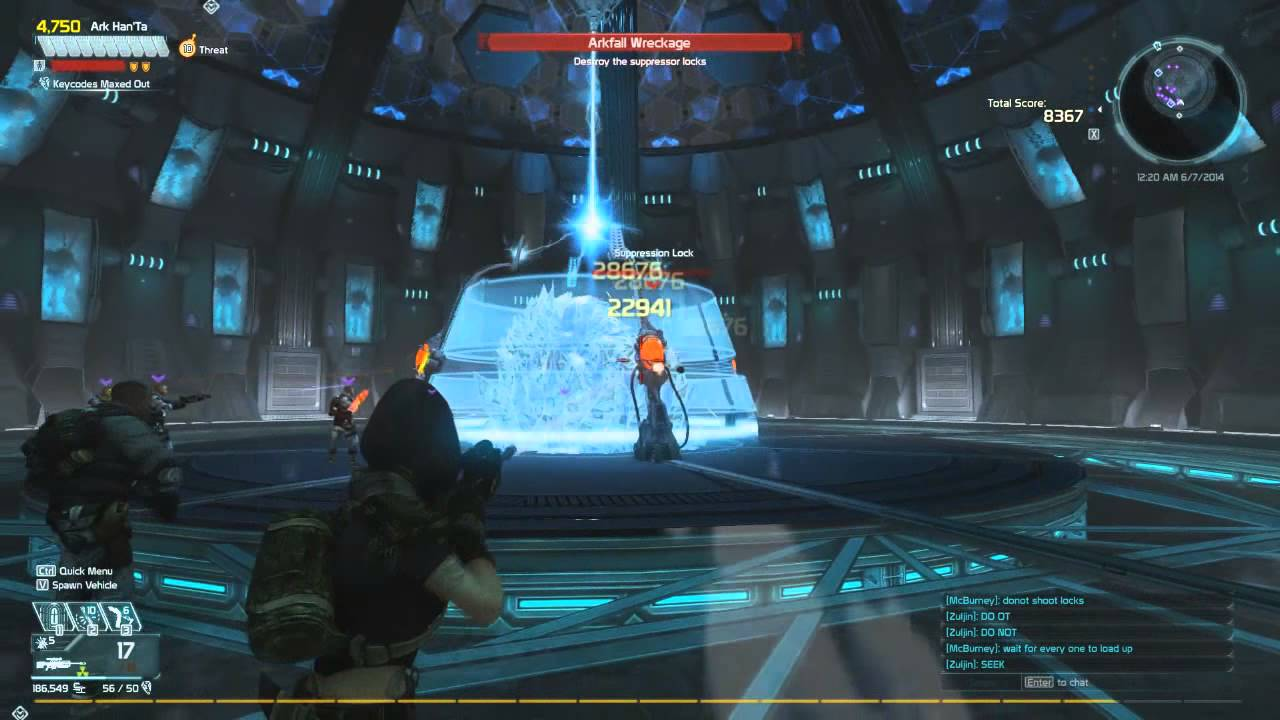 Defiance - Boss Fight : Volge WarMaster ( Noob Method ...
