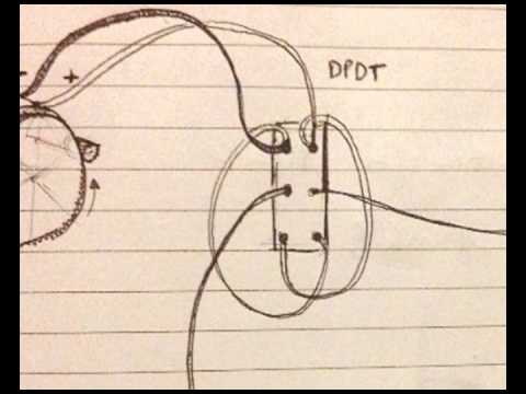 Polarity Reversal with Speed Control - Diagram - YouTube