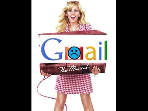 GMAIL DOWN 2014 - Hilarious Take On Gmail Black Out On Friday