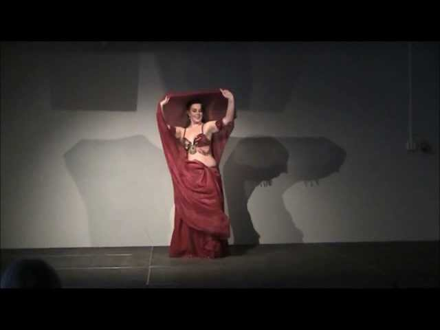 Maria - Belly Dance - Game of Thrones