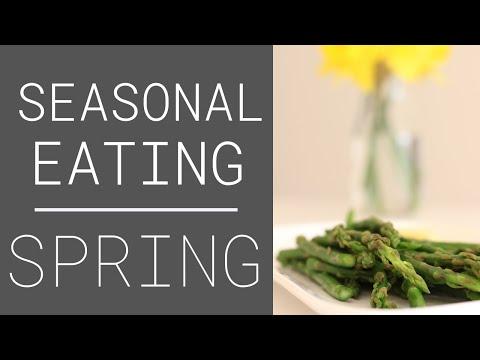Spring Season Foods How to Eat Seasonally in Spring