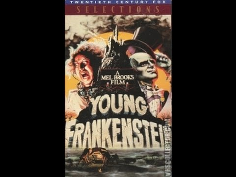 Young Frankenstein Logo Opening To Young Frank...