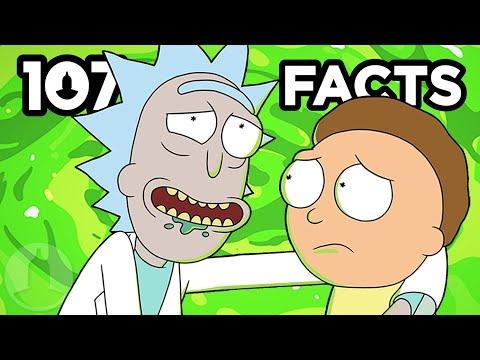 107 Rick And Morty Season 4 Facts You Should Know | Channel Frederator