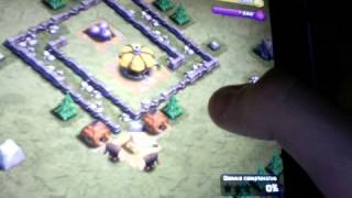 MINECRAFT un creeper mi distrugge casa.Clash of Clans ho vintoooo