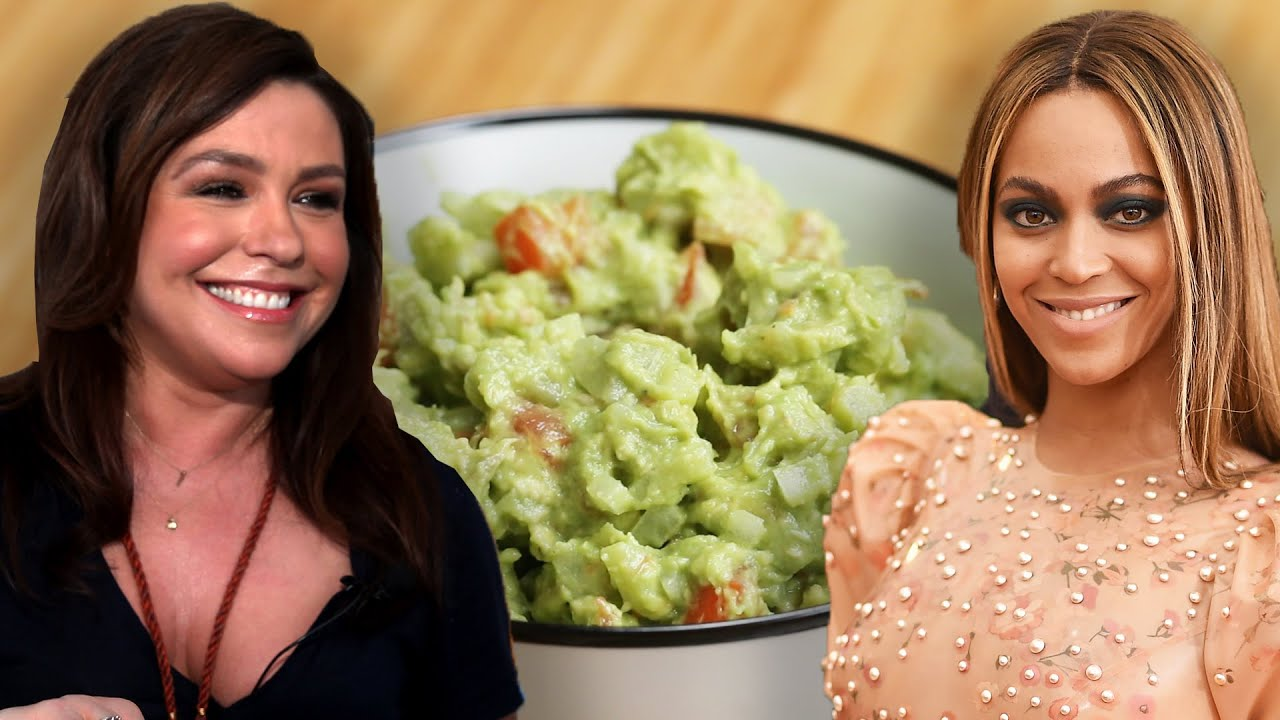 Which Celebrity Has The Best Guacamole Recipe?