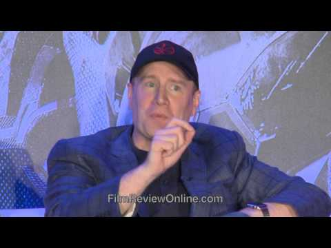 Captain America: Civil War – Producer Kevin Feige on Spiderman