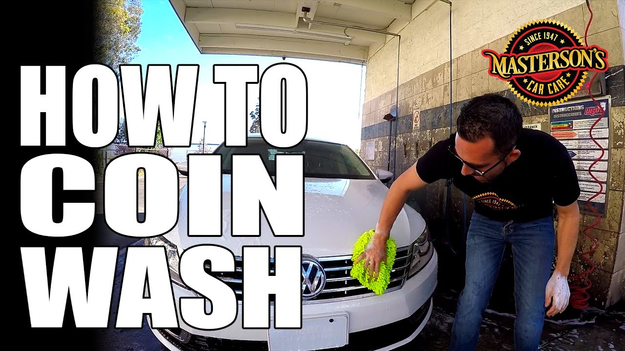 How To Coin Operated Car Wash Masterson S Car Care Detailing