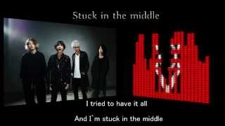 [3.21 MB] ONE OK ROCK--Stuck in the middle 【歌詞付き】