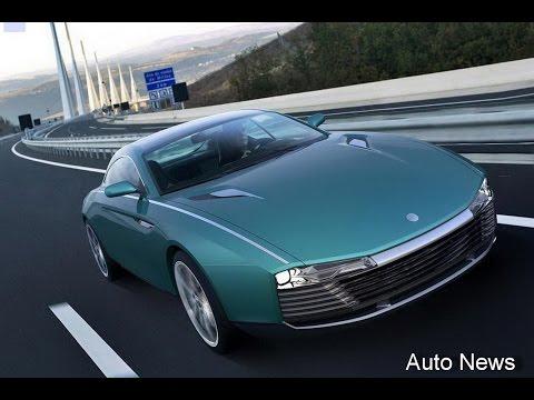 Cardi выпустит купе на базе Aston Martin Авто Новости