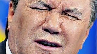 Беглец Янукович просит прощения. Рэп-версия