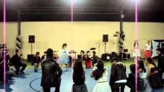 rock and roll anos 50 60 festa das geraes cefar 2011