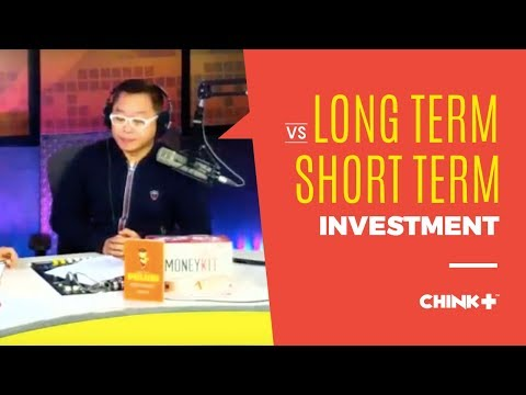 Long Term Investment vs. Short Term Investment