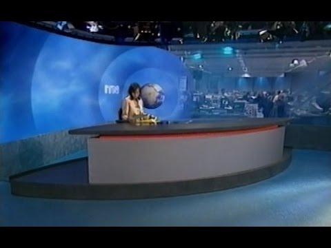 NBC Super Channel - ITN World News (1995) Open/Close
