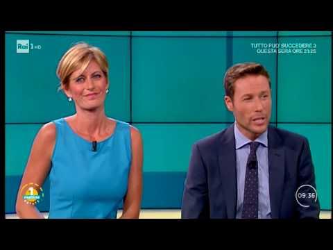 Valentina Bisti e Massimiliano Ossini parlano dei pensionati che vanno in Portogallo