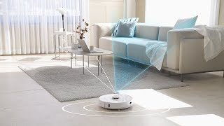 로봇청소기 CG 제품광…