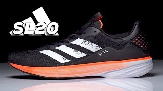 adidas SL20 Running Shoe First Look | Is LightStrike Cushioning here to Stay?