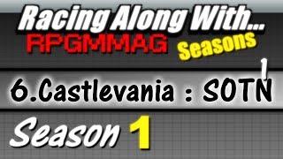 "LRAW RPGMMAG ""Seasons"" - Castlevania SOTN, part 1 (Season 1, Game 6)"