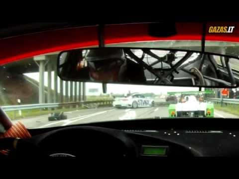 TVA Racing BMW M3 after crash from Eidmantas Nekrošius On-board