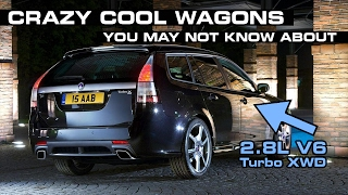 10 Crazy & Cool Wagons You May Not Know About